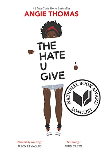 The Hate U Give book by Angie Thomas