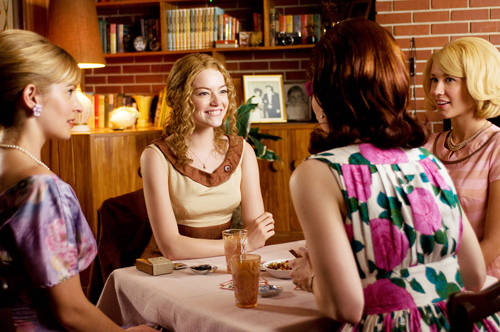 Skeeter Phelan from The Help, played by Emma Stone