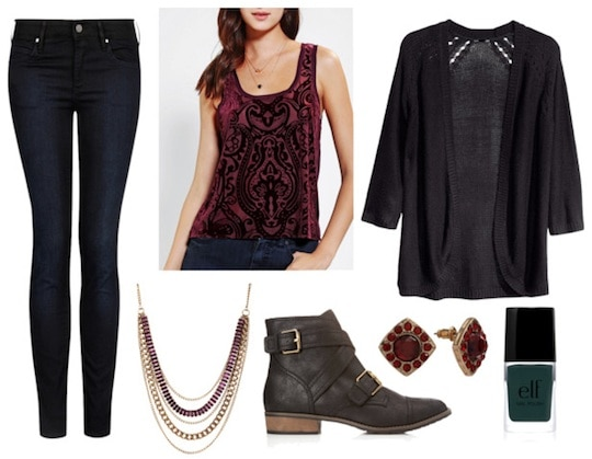 The Mentalist Outfit Inspiration