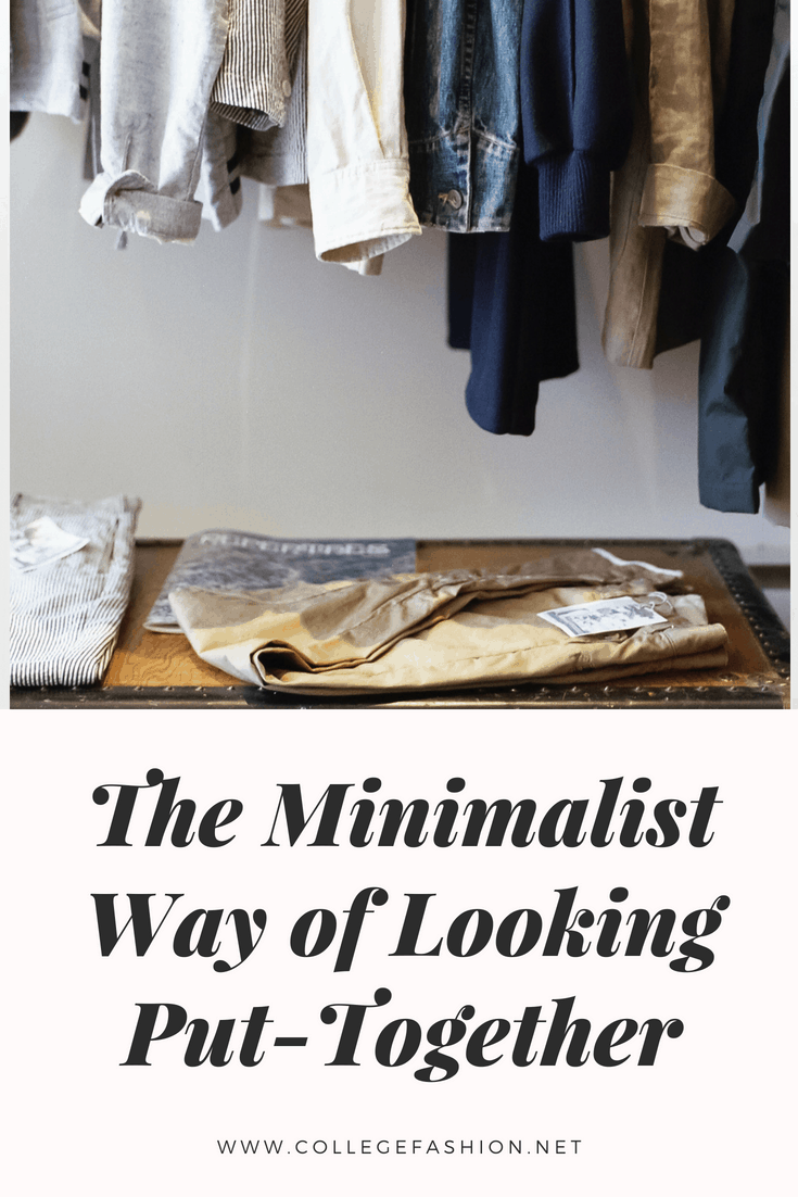 The Minimalist Way of Looking Put-Together cover