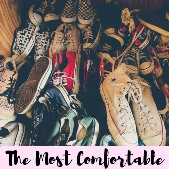 We tried them all and these are the best. List of the most comfortable shoes of all time