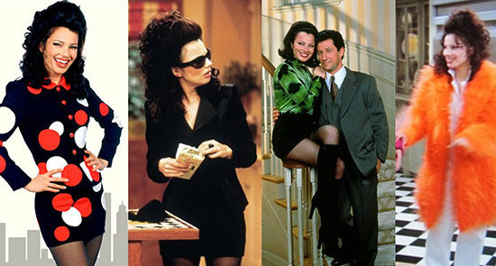 Fashion from The Nanny