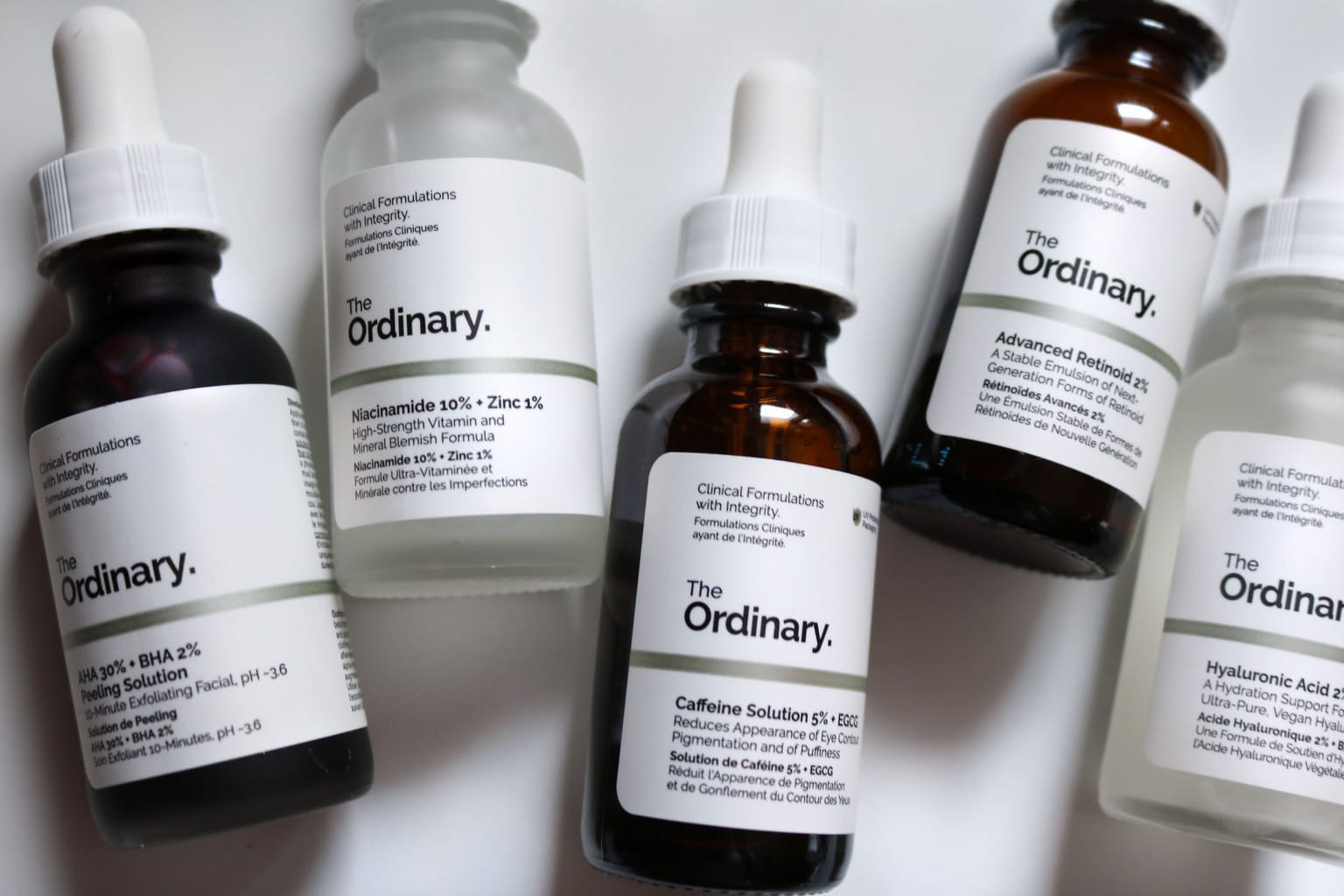 The Ordinary Skincare review