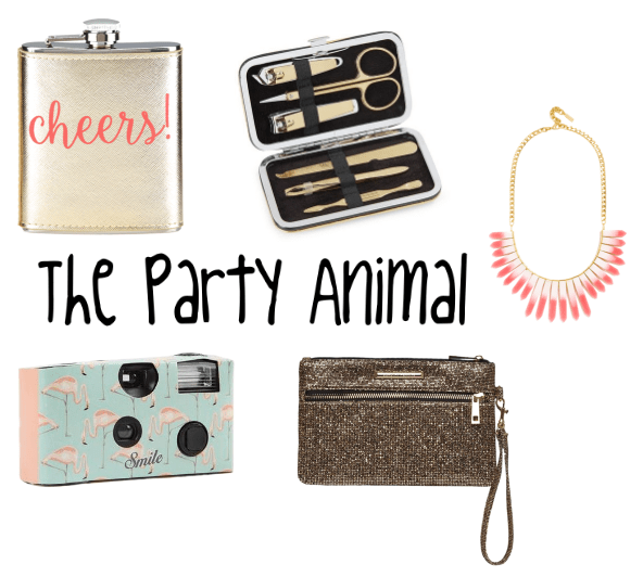 Gifts for the party animal