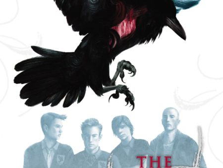 The Raven Boys book cover