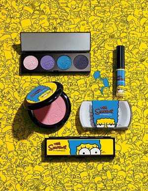 The Simpsons mac makeup