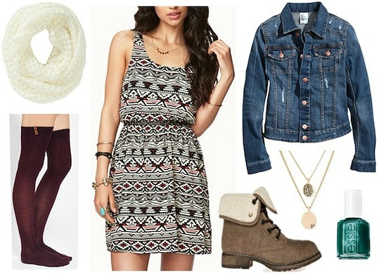 The tomorrow people outfit
