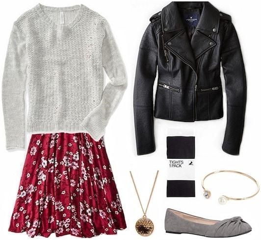 The Vampire Diaries fashion