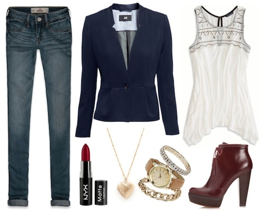 The Vampire Diaries Outfit Inspiration