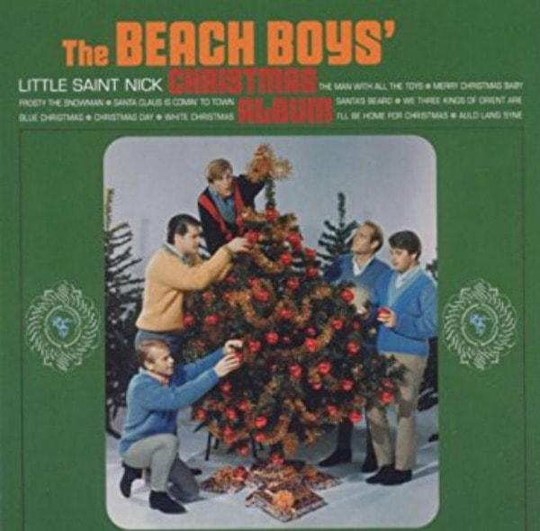 The Beach Boys Xmas album