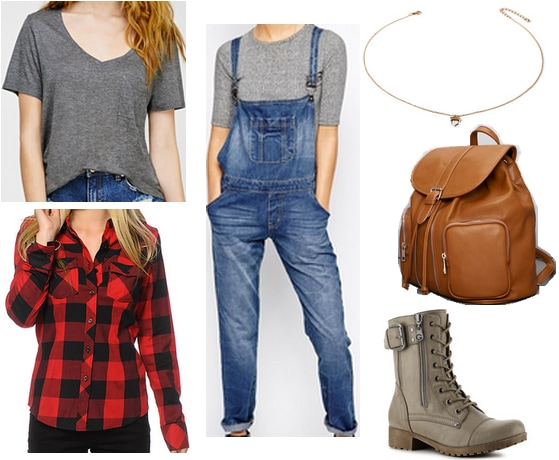 The Duff Bianca Outfit