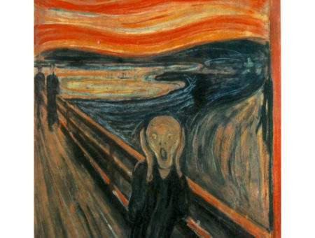 the scream edit