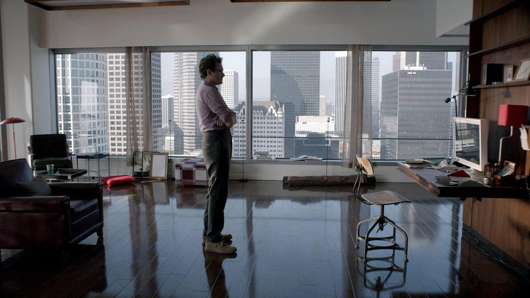 Film production design fashion: Joaquin Phoenix in