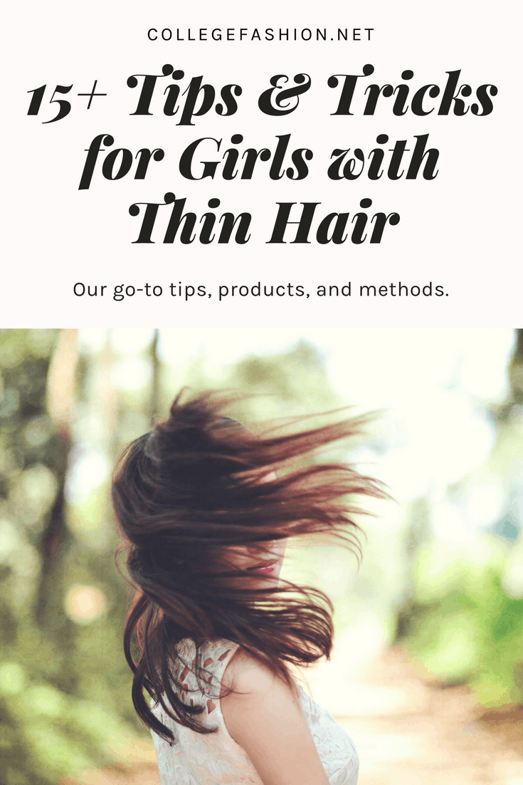 Thin hair tips and tricks: Best products for thin hair plus styling tips to make hair look thicker