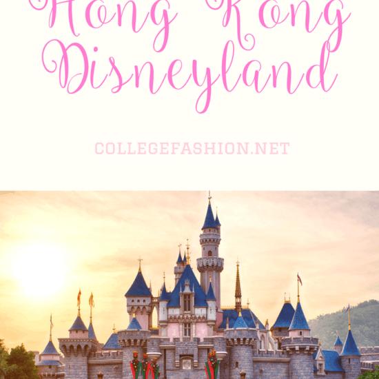 5 things you need to do at Hong Kong Disneyland