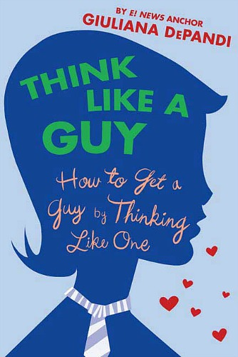 Think like a guy book cover