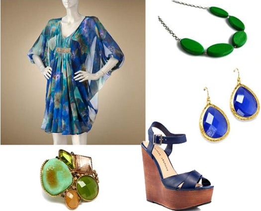 Fashion inspired by Mrs. Roper from Three's Company