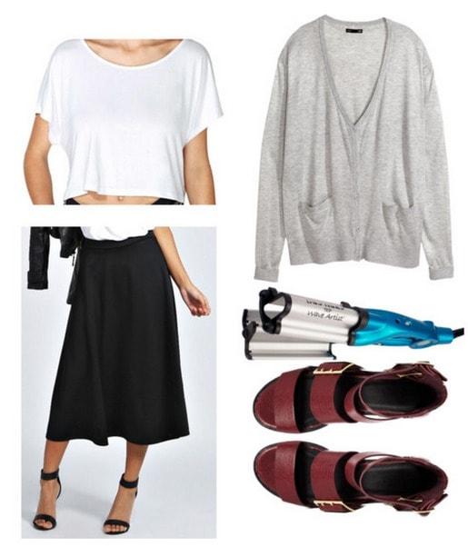 Tibi resort 2014 outfit 1