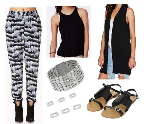 Tibi resort 2014 outfit 3