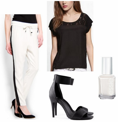 Tibi spring 2013 inspired outfit 3