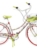 Alice + Olivia for Target + Neiman Marcus Holiday Collection - Bike