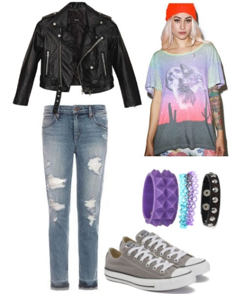 Nymphadora tonks 2016 outfit