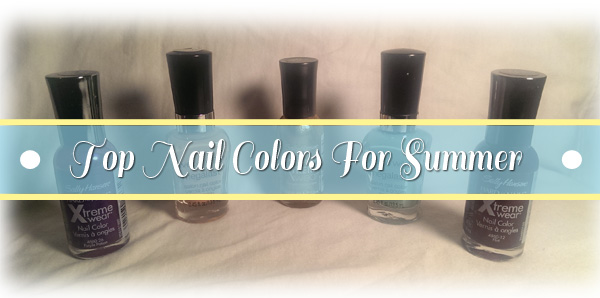 Top 5 nail colors header