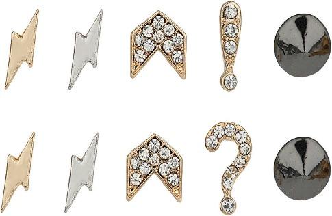 Topshop studded earrings