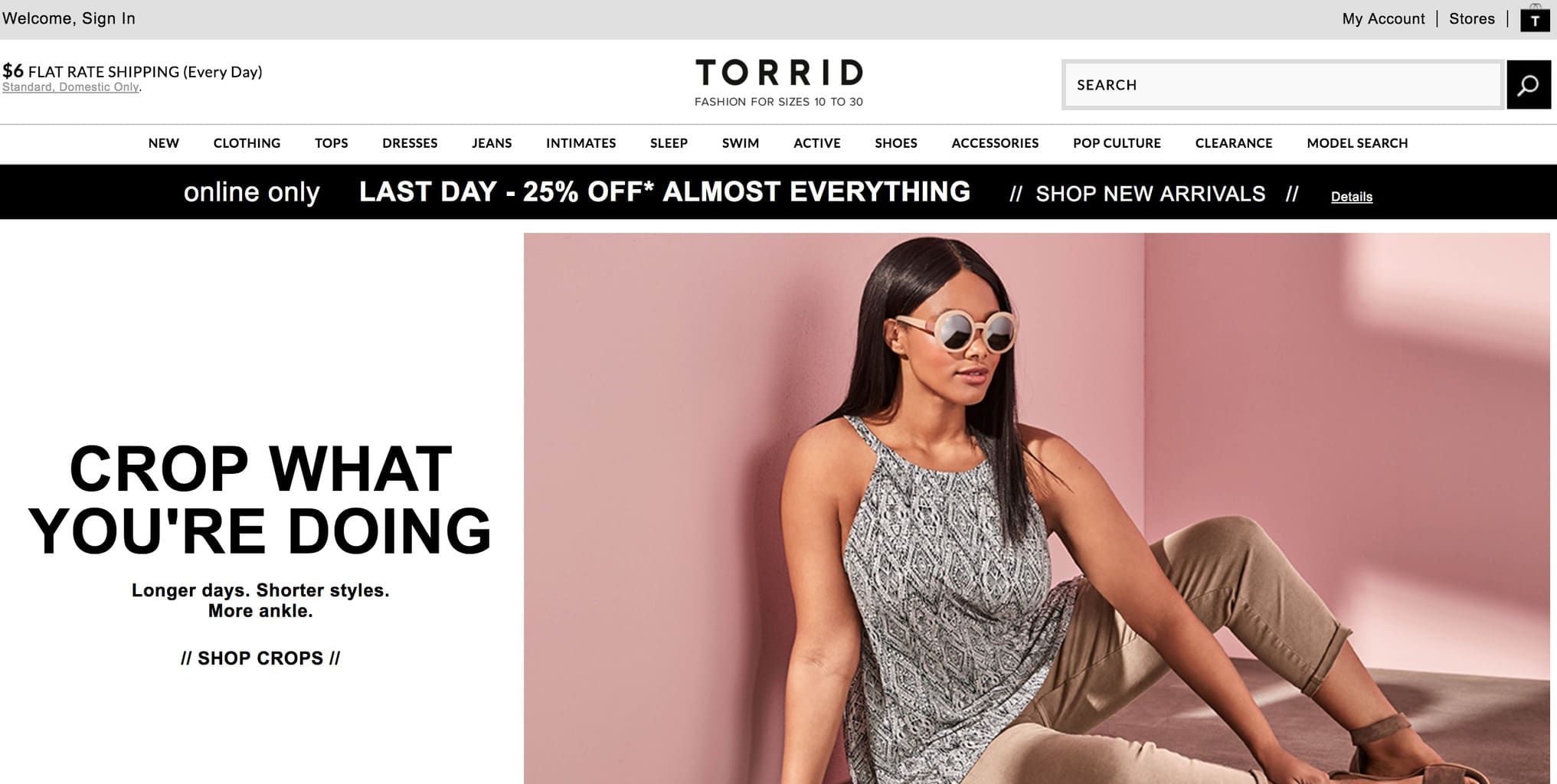 Best stores for fashion on a budget: Cheap shopping sites. Plus size fashion retailer Torrid is the best for inexpensive plus size clothes.