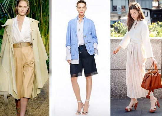 Trend Watch: Culottes