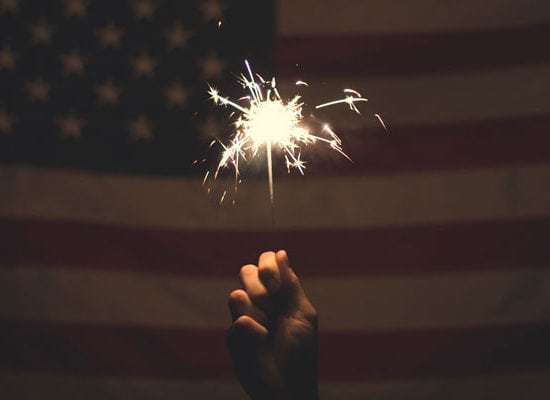 Trent Yarnell fireworks photo
