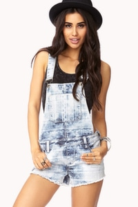 Tribal overalls