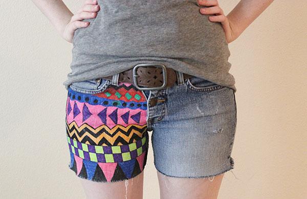 Geometric shorts cover photo