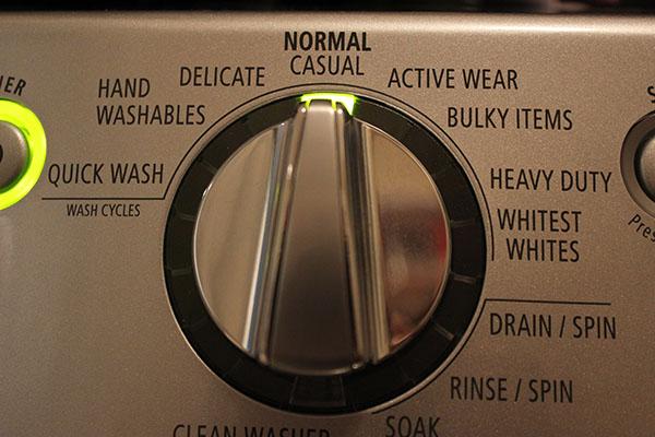 Geometric shorts wash cycle