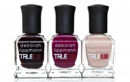 True Blood Deborah Lippmann nail polish mini trio
