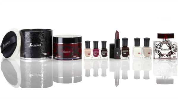 true blood forsaken beauty collection