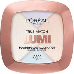 lumi true match powder loreal
