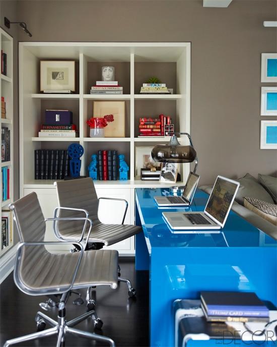 Ivanka Trump's Minimalist Desk