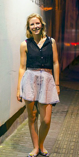 Tufts University street fashion