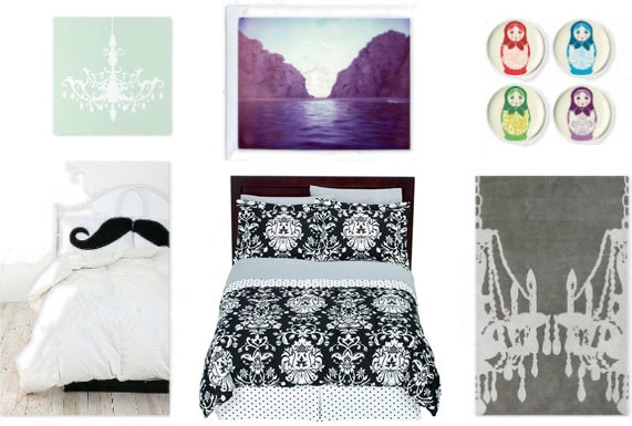 Interior design for your apartment or dorm inspired by Tumblr