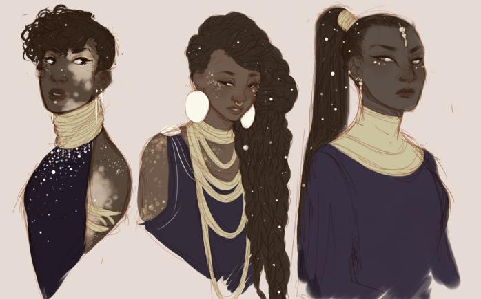 galaxy sisters