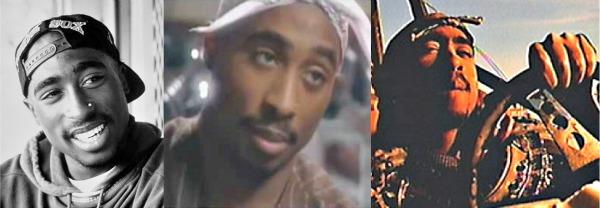Tupac Shakur fashion