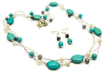 Turquoise jewelry from Fantasy Jewelry Box