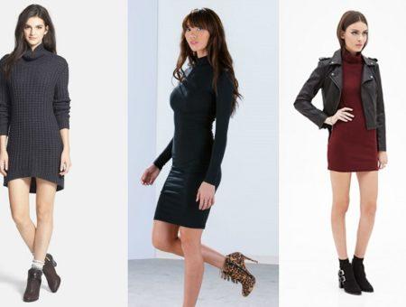 Turtleneck-Dress-Trend