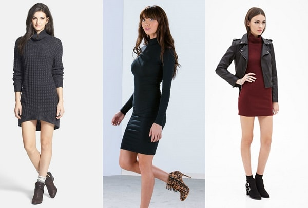 Turtleneck-Dress-Trend