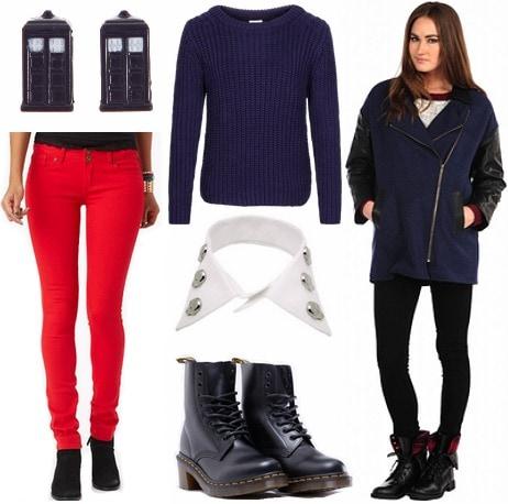 Twelfth doctor fashion
