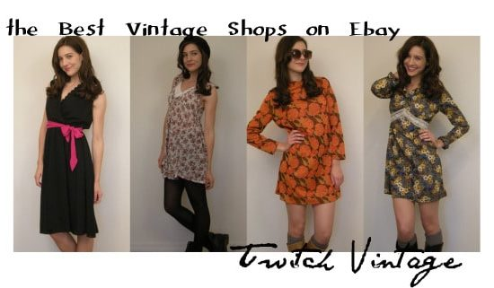 The best vintage shops on eBay: Twitch Vintage