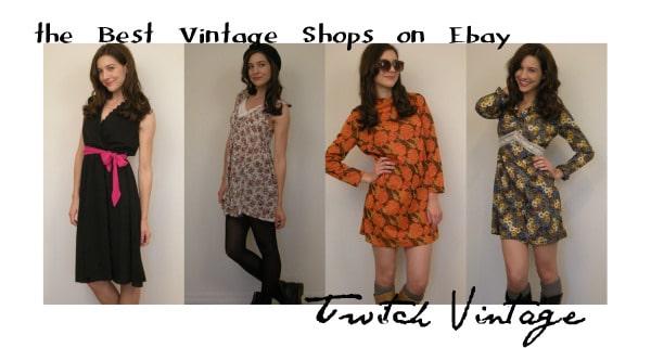The best vintage shops on eBay: Twitch Vintage