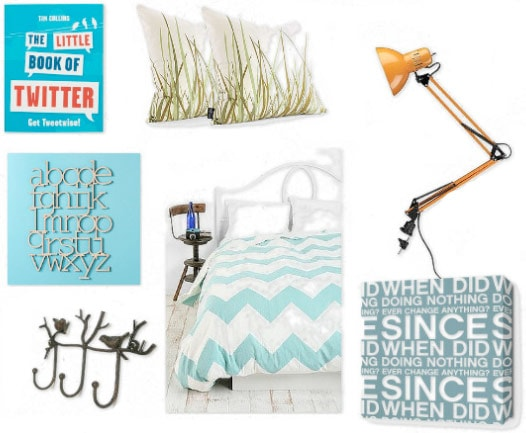 Interior design for your apartment or dorm inspired by Twitter