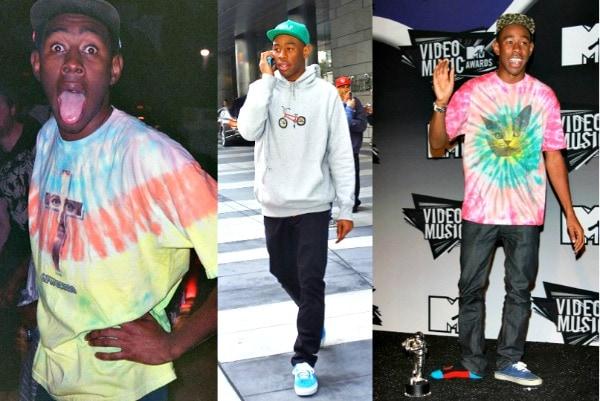 Tyler the Creator fashion